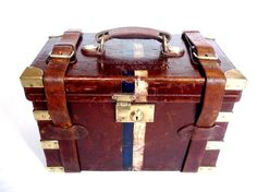 Vintage trunks, luggage & leather briefcases - Fine & Vintage - Purdey Cartridge Case