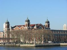 Ellis Island Immigration Museum #NYC  It all began here....