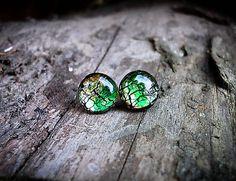 Lostangela / Zelené metalické napichovačky 9 mm