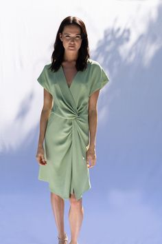 Trend Patterns | Twist Dress