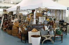 Brocante Market Stand.