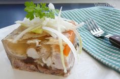 Huspenina (fotorecept) Gross Food, Dips, Sandwiches, Ale, Appetizers, Salads, Menu, Pudding, Snacks