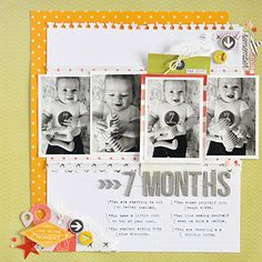 Raquel Bowman layout for PageMaps - 7 Months