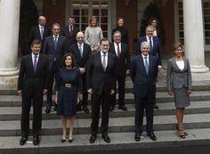 Nuevo gobierno de Rajoy  Radiografía irreverente de un Gobierno continuista para una legislatura corta LUIS DÍEZ
