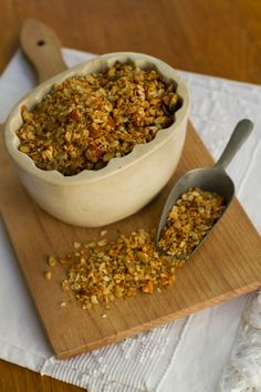Saídos da Concha: Granola