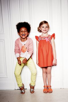 Mini Boden - Can we just talk about how obsessed I am with kids clothing that doesn't look like it came from wal-mart or the ghetto part of target (: