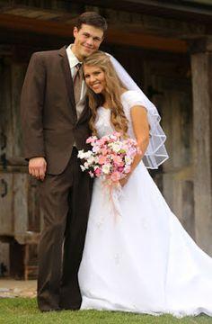 Mr. and Mrs. Brandon Keilen