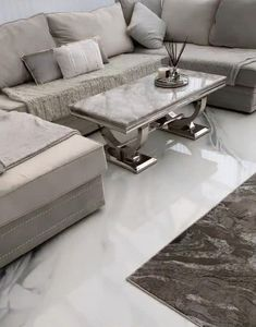 Who doesn's love a white marble floor🤩🔥 Installed by Jenflow at Miss Cally Jane's house😮 Want a free quote? Contact us now on: 📞01922 401 893 📧 kadi@jenflow.co.uk #THINKJENFLOW #jenflowsystemsltd #resin #flooring #resinflooring #epoxy #resinepoxy #epoxyresin #design #epoxytable #homedecor #interiordesign #home #luxury #callyjane #white #marble Epoxy Resin Flooring, Epoxy Countertop, Epoxy Floor, Marble Floor, Neat And Tidy, Classic White, White Marble, Interior Design, Table
