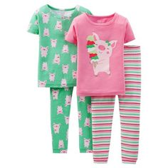 f3bf44a30b Just One You™ Made by Carters® Toddler Girls 4-Piece Mix   Match