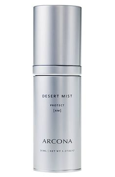 ARCONA Desert Mist / ' It helps protect against environmental damage, and just happens to give you a fresh off my yacht at Cannes look...you get enough glow that you can pop a stain on the cheeks and lips and some mascara and you still look polished.' - Meredith C., @Nordstrom Beauty Stylist
