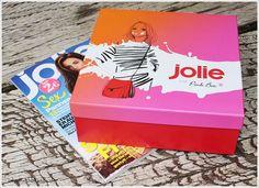 Pink Box Juli 2014 in der JOLIE Edition ♥ http://inlovewithbrands.de/pink-box-juli-2014-in-der-jolie-edition/