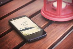 Check out Android mobile HD mockups by Pixelglow on Creative Market