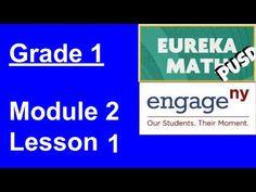 Eureka Math Grade 1 Module 2 Lesson 1 - YouTube
