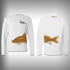 Fish Don't Bitch Carp - Performance Shirt - Fishing Shirt – SurfmonkeyGear