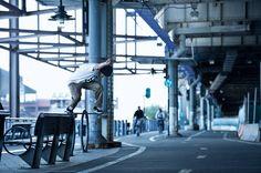 Paul Rodriguez Nike Skateboarding Photography