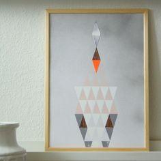 by Bak beautiful framed artwork http://www.bybak.bigcartel.com