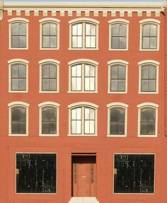 O Scale Building Front Photos, from BigChristmasTrains(tm) Ho Trains, Model Trains, Building Front, Building A House, Brick Paper, Building Illustration, Mini Craft, Brick And Mortar, Paper Houses