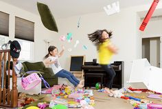 Oh good, I'm not the only one with a trashed living room!  <3 this photographer @jwlphotography