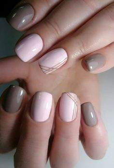 In seek out some nail designs and ideas for your nails? Here's our set of must-try coffin acrylic nails for fashionable women. Elegant Nails, Stylish Nails, Trendy Nails, Pastel Nails, Pink Nails, My Nails, Pastel Art, Cute Nail Art, Cute Nails