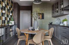Функциональная квартира в Москве: интерьер от дизайнера Юлии Сидоровой | AD Magazine