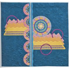 NYB State of Mind by Sandi Snow (Florida). New York Beauty: 2016 New Quilts From an Old Favorite contest
