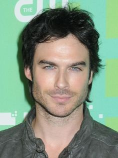 And some extra yummy!! Ian Somerhalder