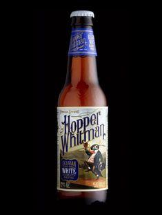 Hopper Whitman packaging
