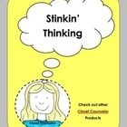 This matching activity involves 10 cognitive distortions and two examples in thought bubbles of each.  Based on the CBT model that if you can chang...