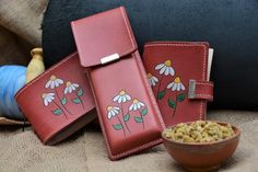 Card Case, Wallet, Cards, Leather, Maps, Playing Cards, Purses, Diy Wallet, Purse