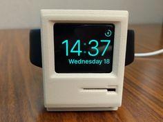 Technik- und Apple-Freaks werden begeistert sein: Elago und Option8 bieten ihnen Möglichkeiten, einen Wecker im Macintosh-Design aus dem 3D-Drucker zu nutzen.