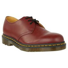 Dr Martens 1461 3 Eye Smooth Womens Shoes