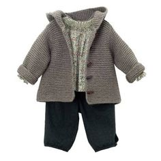 Charcoal Grey has to be one of my favourite colours for little boys clothes.