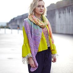 Ravelry: All My Stitches pattern by Beata Jezek