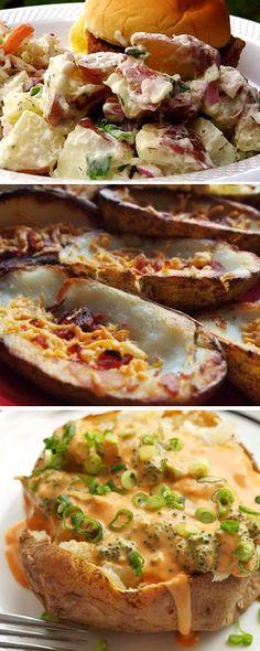 16 Vegan Recipes for Potato Lovers