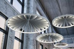 NEW OBJECTS: PETALS™ & PETALS™ ACOUSTIC - OCL Architectural Lighting