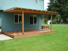 covered deck ideas pictures | Covered Decks