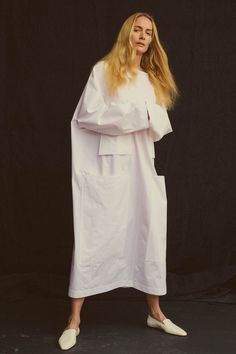 The Row Pre-Fall 2018 Fashion Show Collection: See the complete The Row Pre-Fall 2018 collection. Look 7