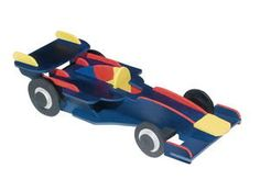 racing car kit for children promote your child by Kidswoodgame