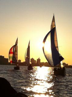 #summer #sailing