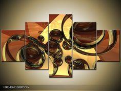 Päťdielny 150x80 cm - F003406F150805PCS - TopObrazy.sk Wall Lights, Home Decor, Appliques, Decoration Home, Room Decor, Home Interior Design, Wall Lighting, Home Decoration, Interior Design