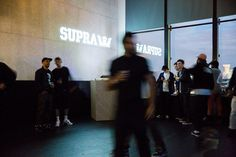 Supra UK Residency Tour Closing Party Recap