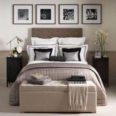 10 Ideas for Guest Bedroom Decorating - 2013 Hominspire.com   Home ...