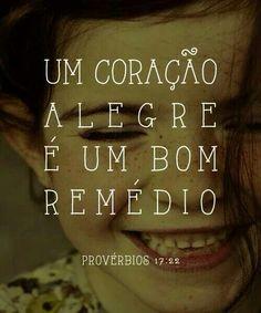 Provérbios 17:22