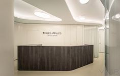 Valles & Valles dental office by YLAB Arquitectos, Barcelona – Spain » Retail Design Blog