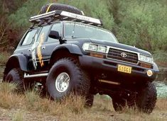 1997 Toyota Land Cruiser 4 Dr 40th Anniversary Limited 4WD SUV picture, exterior