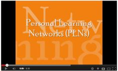 5 Great Tutorials on How to Build your Personal Learning Network ~ Educational Technology and Mobile Learning