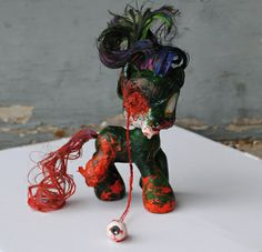 My little pony Zombie