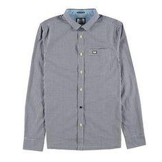 Richardson Checked Shirt Description: • Checked design  • Slim collar  • Single chest pocket  • Weekend Offender branding  • Straight hem  • Regular fit  • Button fastenings  • 100% Cotton  • Machine wash   Plum XXL Price: GBP: 50 Buy Now   http://qualityclothing.me.uk/richardson-checked-shirt-16/