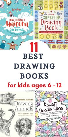 Best Children Books, Childrens Books, Animal Drawings, Cool Drawings, Cool Gifts For Kids, Kids Fun, Learn To Draw Books, Learning To Draw For Kids, Drawing Books For Kids