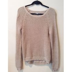Open knit sweater Bought from another posher. Great condition. Listed urban for views. Fits a little more like a small. Anymore questions, feel free to ask. Price is negotiable Urban Outfitters Sweaters